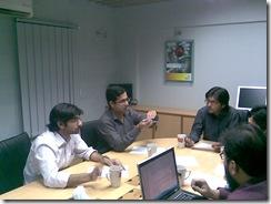 Adil Speaking