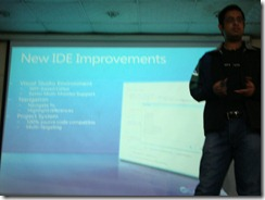 Adil on New IDE Improvements