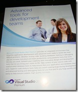 Visual Studio Pamphlet